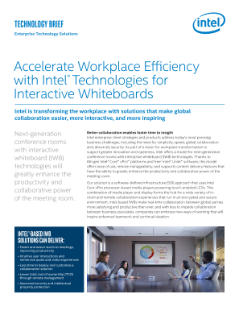 Accelerate Workplace Efficiency with Interactive Whiteboards (IWB)