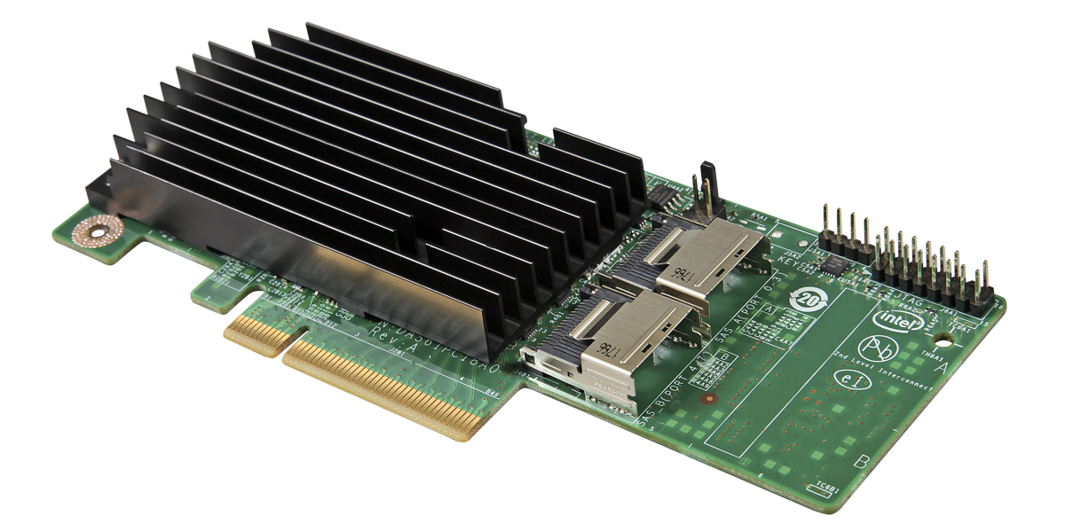 Intel® Integrated RAID Module RMS25KB Family